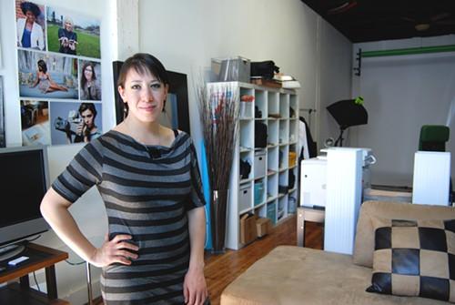 Portland branding designer - Portland fashion photographer - Sarah Giffrow of Upswept Creative