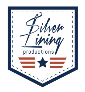Silver Lining Productions logo design Portland Oregon