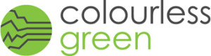The colourless green logo went through many different revisions until we and the client were happy with the final version.