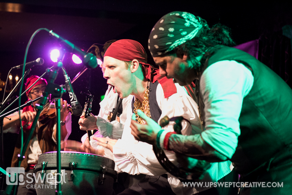 Portland event photography - the 2015 Swashbuckler's Ball