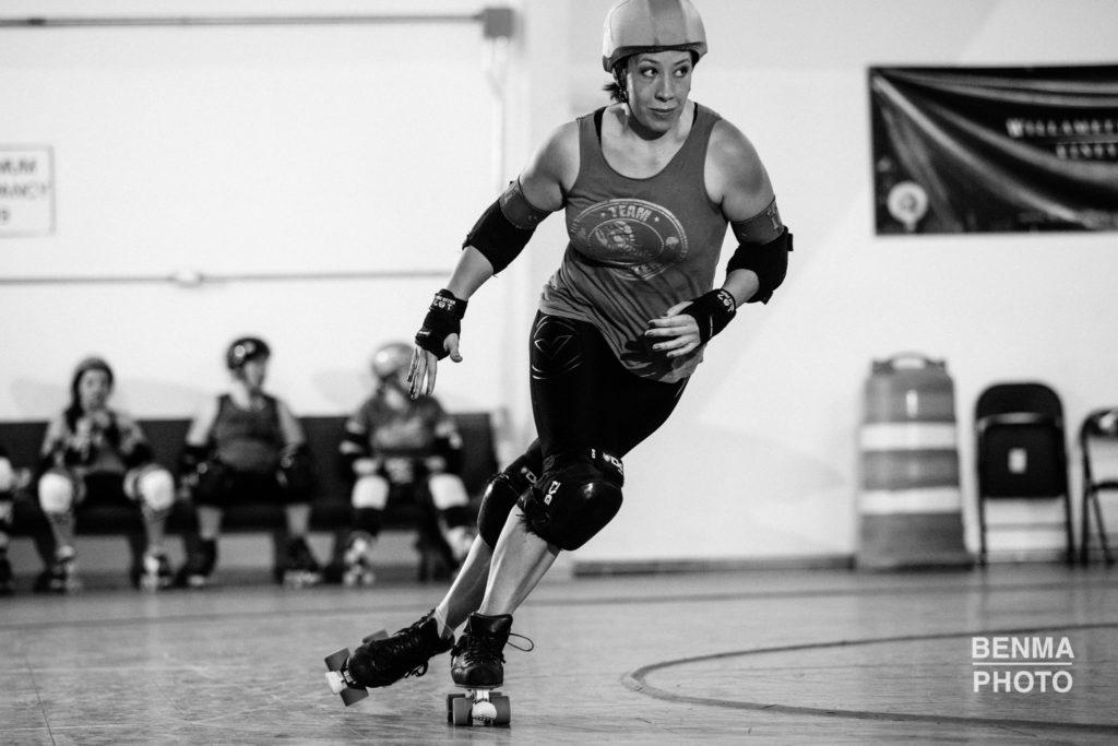 Sarah on Skates!