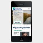 NWIAS mobile website design