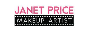 Janet Price Logotype by Upswept Creative, 2016.
